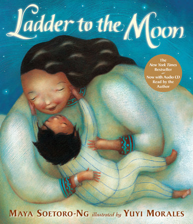 Ladder to the Moon with CD by
