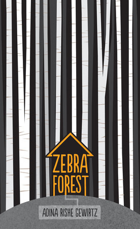 Zebra Forest by