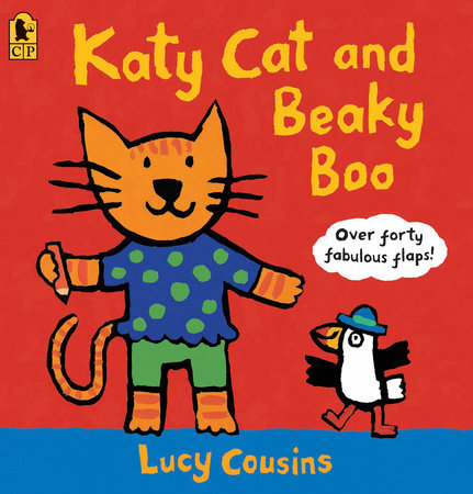 Katy Cat and Beaky Boo by Lucy Cousins