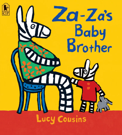 Za-Za's Baby Brother by