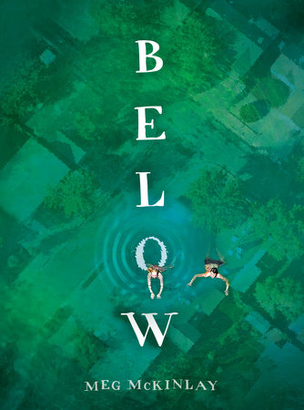 Below by
