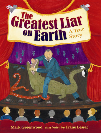 The Greatest Liar on Earth by