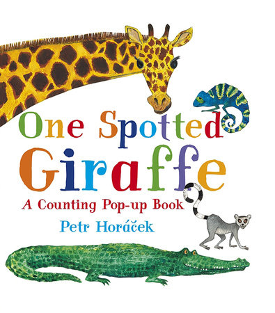 One Spotted Giraffe by