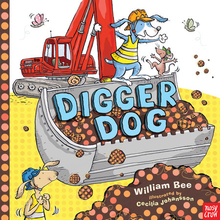 Digger Dog by