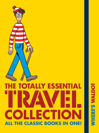Where's Waldo? The Totally Essential Travel Collection by