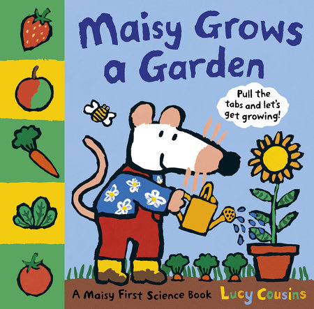 Maisy Grows a Garden by
