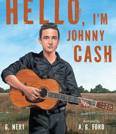 Hello, I'm Johnny Cash by