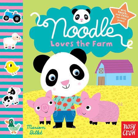 Noodle Loves the Farm by