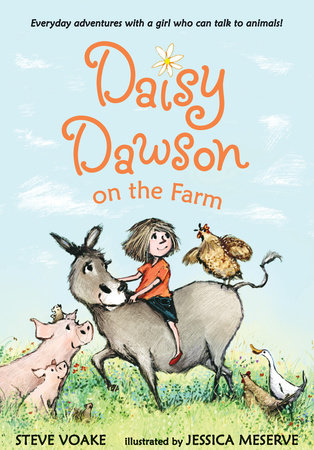 Daisy Dawson on the Farm by Steve Voake