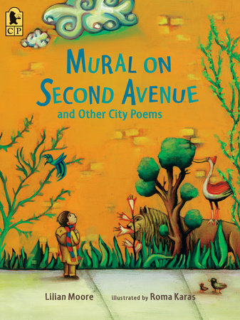 Mural on Second Avenue and Other City Poems by