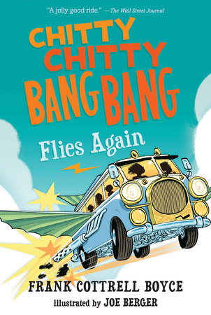 Chitty Chitty Bang Bang Flies Again by