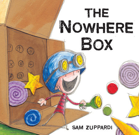The Nowhere Box by Sam Zuppardi