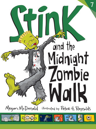 Stink and the Midnight Zombie Walk (Book #7) by