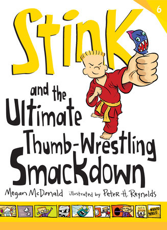 Stink: The Ultimate Thumb-Wrestling Smackdown by