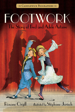 Footwork: Candlewick Biographies by
