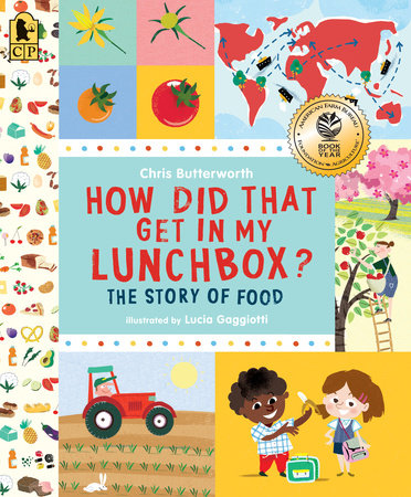 How Did That Get In My Lunchbox? by