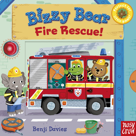 Bizzy Bear: Fire Rescue! by