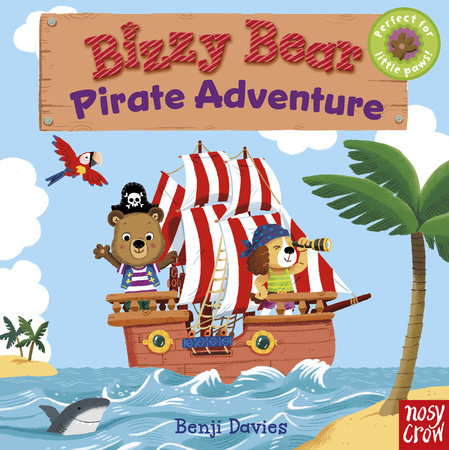 Bizzy Bear: Pirate Adventure by