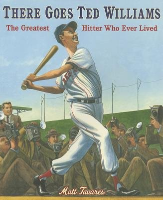 There Goes Ted Williams by