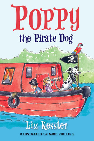 Poppy the Pirate Dog by