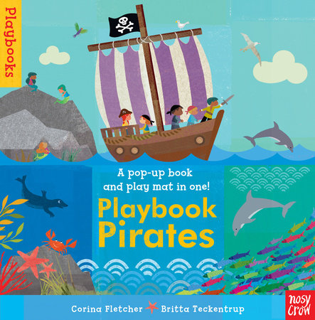 Playbook Pirates by Corina Fletcher