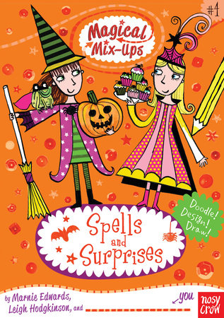 Magical Mix-Ups: Spells and Surprises by Marnie Edwards