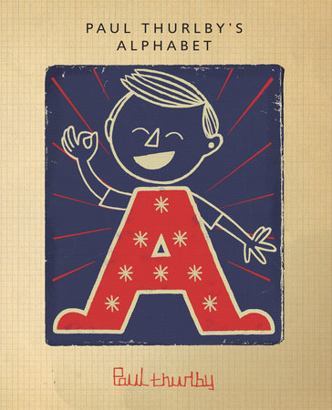 Paul Thurlby's Alphabet by