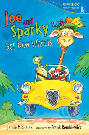 Joe and Sparky Get New Wheels by
