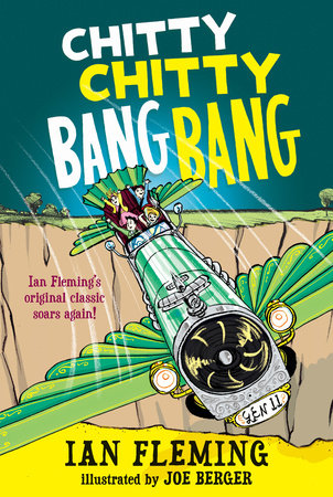 Chitty Chitty Bang Bang: The Magical Car by
