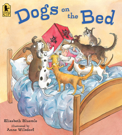 Dogs on the Bed by