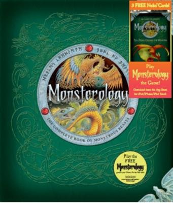Monsterology with free Monsterology card pack by
