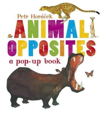 Animal Opposites by Petr Horacek