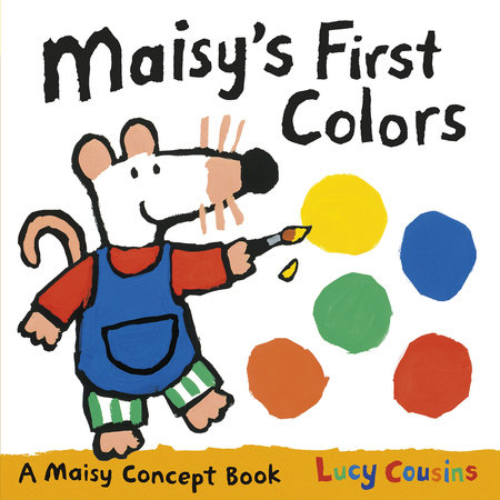 Maisy's First Colors by