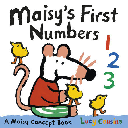 Maisy's First Numbers by