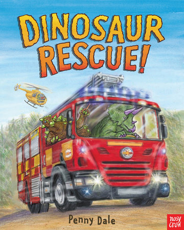 Dinosaur Rescue! by