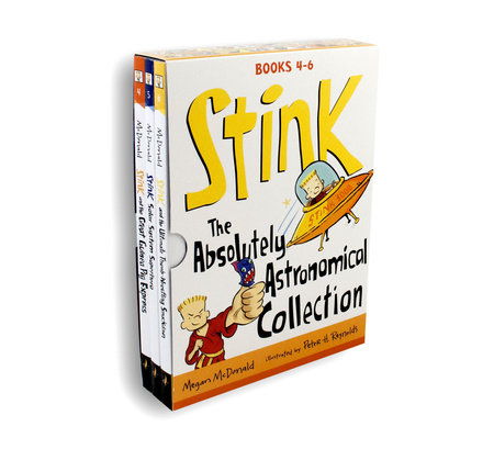 Stink: The Absolutely Astronomical Collection by