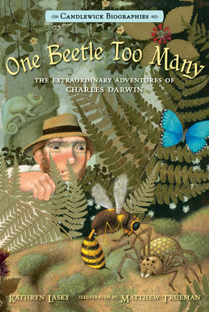 One Beetle Too Many by Kathryn Lasky