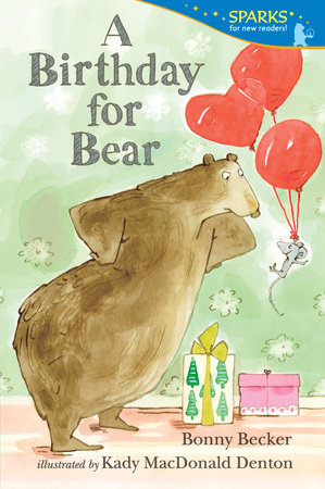 A Birthday for Bear by