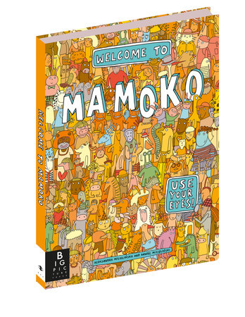 Welcome to Mamoko by