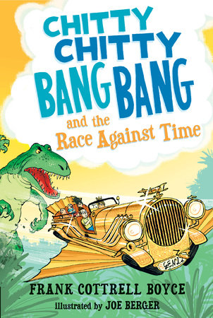 Chitty Chitty Bang Bang and the Race Against Time by