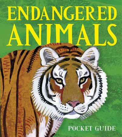 Endangered Animals: A 3D Pocket Guide by