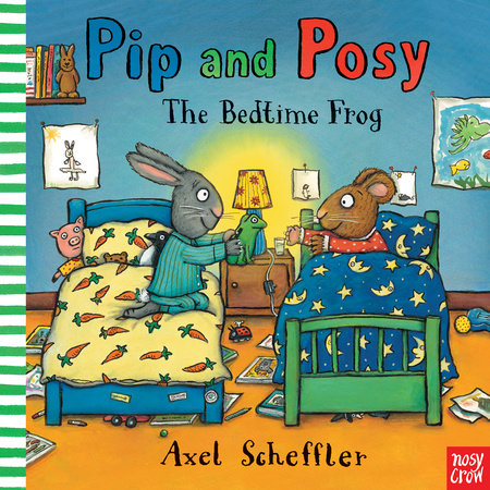 Pip and Posy: The Bedtime Frog by