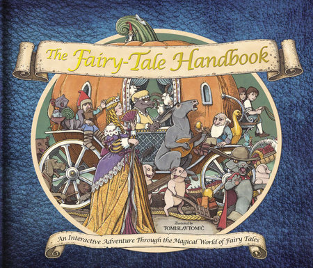 The Fairy Tale Handbook by Libby Hamilton