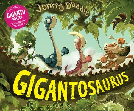 Gigantosaurus by