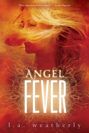 Angel Fever by L.A. Weatherly