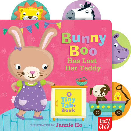 Bunny Boo Has Lost Her Teddy by