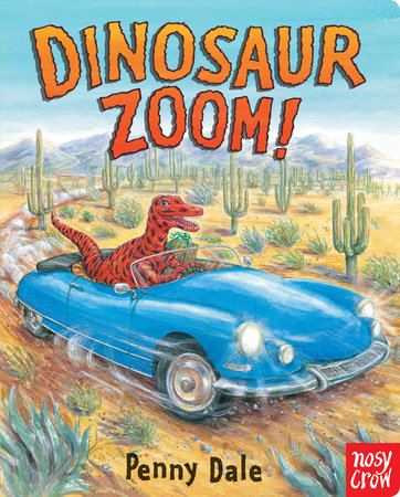 Dinosaur Zoom! by