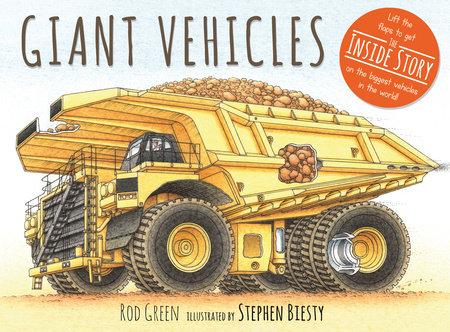 Giant Vehicles by