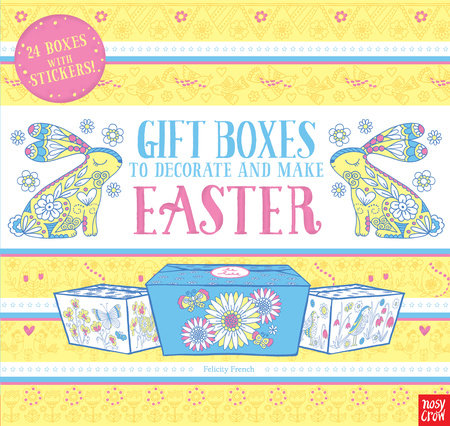 Gift boxes to decorate and make easter penguin random house retail negle Choice Image
