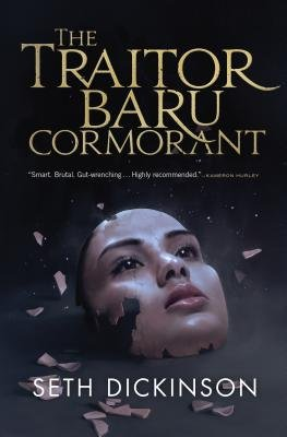 Cover of The Traitor Baru Cormorant